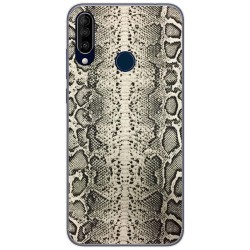 Funda Gel Tpu para Wiko View3 Pro diseño Animal 01 Dibujos