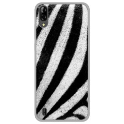 Funda Gel Tpu para Blackview A60 diseño Animal 02 Dibujos