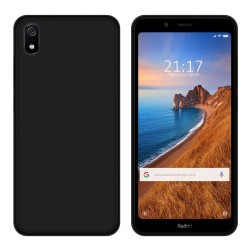 Funda Gel Tpu para Xiaomi Redmi 7A Color Negra