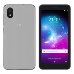 Funda Gel Tpu para Zte Blade A3 (2019) / L8 Color Transparente