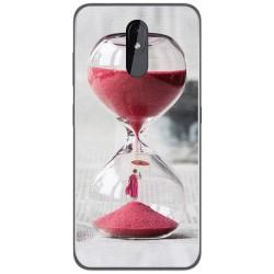 Funda Gel Tpu para Nokia 3.2 diseño Reloj Dibujos