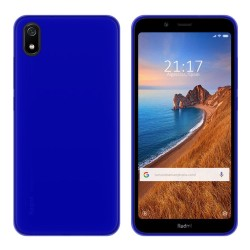 Funda Gel Tpu para Xiaomi Redmi 7A Color Azul