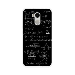 Funda Gel Tpu para Xiaomi Redmi 4 Pro Diseño Formulas Dibujos