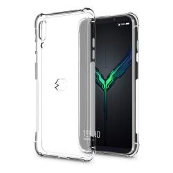 Funda Gel Tpu Anti-Shock Transparente para Xiaomi Black Shark 2
