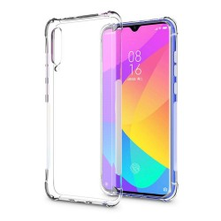 Funda Gel Tpu Anti-Shock Transparente para Xiaomi Mi A3