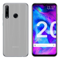 Funda Gel Tpu para Huawei Honor 20 Lite Color Transparente