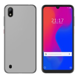 Funda Gel Tpu para ZTE Blade A7 2019 Color Transparente