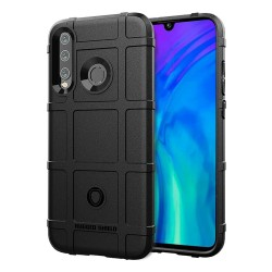 Funda Armor Rugged Shield Antigolpes para Huawei Honor 20 Lite color Negra
