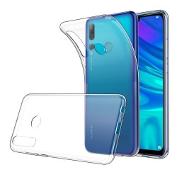 Funda Gel Tpu Fina Ultra-Thin 0,5mm Transparente para Huawei Honor 20 Lite