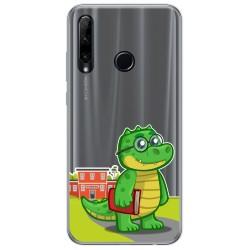 Funda Gel Transparente para Huawei Honor 20 Lite diseño Coco Dibujos