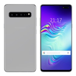 Funda Gel Tpu para Samsung Galaxy S10 5G Color Transparente