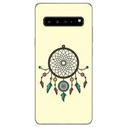 Funda Gel Tpu para Samsung Galaxy S10 5G diseño Atrapasueños Dibujos