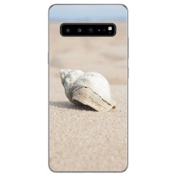 Funda Gel Tpu para Samsung Galaxy S10 5G diseño Concha Dibujos