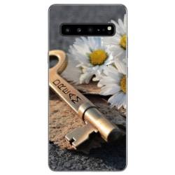 Funda Gel Tpu para Samsung Galaxy S10 5G diseño Dream Dibujos
