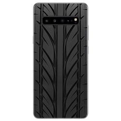 Funda Gel Tpu para Samsung Galaxy S10 5G diseño Neumatico Dibujos