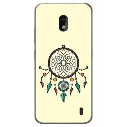 Funda Gel Tpu para Nokia 2.2 diseño Atrapasueños Dibujos
