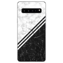 Funda Gel Tpu para Samsung Galaxy S10 5G diseño Mármol 01 Dibujos