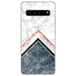 Funda Gel Tpu para Samsung Galaxy S10 5G diseño Mármol 05 Dibujos
