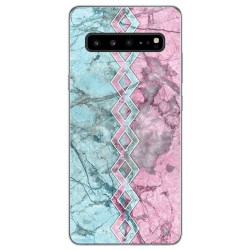 Funda Gel Tpu para Samsung Galaxy S10 5G diseño Mármol 08 Dibujos
