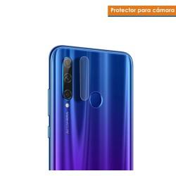 Protector Cristal Templado Cámara Trasera para Huawei Honor 20 Lite Vidrio