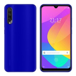 Funda Gel Tpu para Xiaomi Mi A3 Color Azul