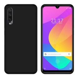 Funda Gel Tpu para Xiaomi Mi A3 Color Negra