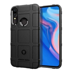 Funda Armor Rugged Shield Antigolpes para Huawei P Smart Z color Negra