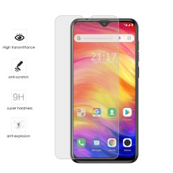 Protector Cristal Templado para Ulefone Note 7 Vidrio