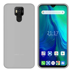 Funda Gel Tpu para Ulefone Power 6 Color Transparente