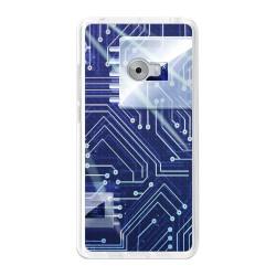 Funda Gel Tpu para Xiaomi Mi Note 2 5.7 Diseño Circuito Dibujos