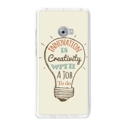 Funda Gel Tpu para Xiaomi Mi Note 2 5.7 Diseño Creativity Dibujos