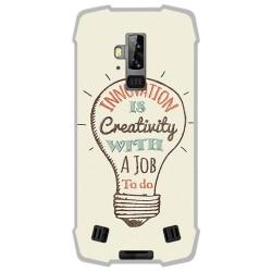Funda Gel Tpu para Blackview BV9700 Pro diseño Creativity Dibujos