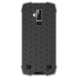 Funda Gel Tpu para Blackview BV9700 Pro diseño Metal Dibujos