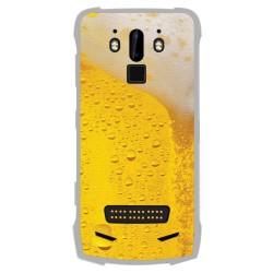Funda Gel Tpu para Doogee S90 diseño Cerveza Dibujos