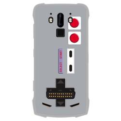 Funda Gel Tpu para Doogee S90 diseño Consola Dibujos
