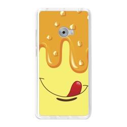 Funda Gel Tpu para Xiaomi Mi Note 2 5.7 Diseño Helado Vainilla Dibujos