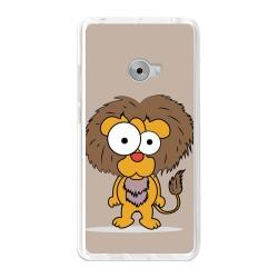 Funda Gel Tpu para Xiaomi Mi Note 2 5.7 Diseño Leon Dibujos