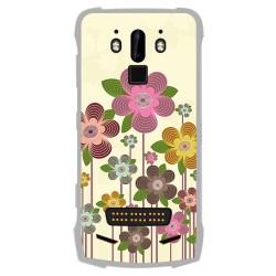 Funda Gel Tpu para Doogee S90 diseño Primavera En Flor Dibujos