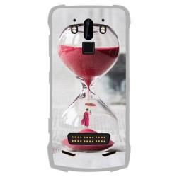 Funda Gel Tpu para Doogee S90 diseño Reloj Dibujos