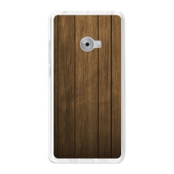 Funda Gel Tpu para Xiaomi Mi Note 2 5.7 Diseño Madera Dibujos