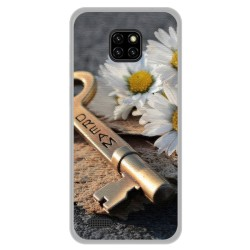 Funda Gel Tpu para Ulefone Note 7 diseño Dream Dibujos