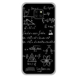Funda Gel Tpu para Ulefone Note 7 diseño Formulas Dibujos