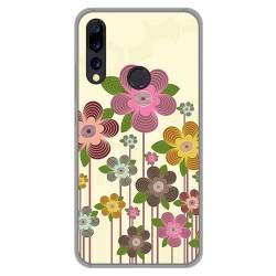 Funda Gel Tpu para Umidigi A5 Pro diseño Primavera En Flor Dibujos