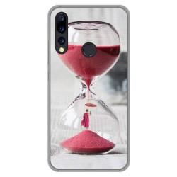 Funda Gel Tpu para Umidigi A5 Pro diseño Reloj Dibujos