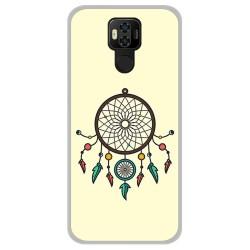 Funda Gel Tpu para Ulefone Power 6 diseño Atrapasueños Dibujos