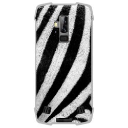 Funda Gel Tpu para Blackview BV9700 Pro diseño Animal 02 Dibujos