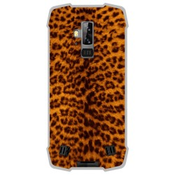 Funda Gel Tpu para Blackview BV9700 Pro diseño Animal 03 Dibujos
