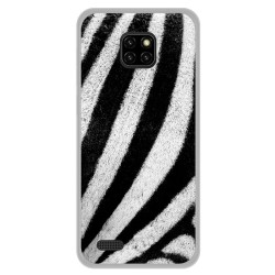 Funda Gel Tpu para Ulefone Note 7 diseño Animal 02 Dibujos