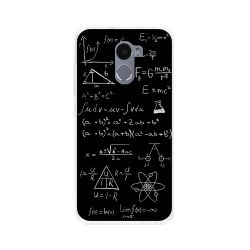 Funda Gel Tpu para Xiaomi Redmi 4 Diseño Formulas Dibujos