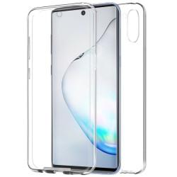 Funda Completa Transparente Pc + Tpu Full Body 360 para Samsung Galaxy Note10+